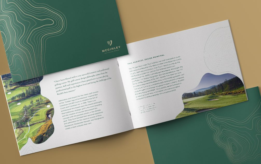 brochure design in shropshire