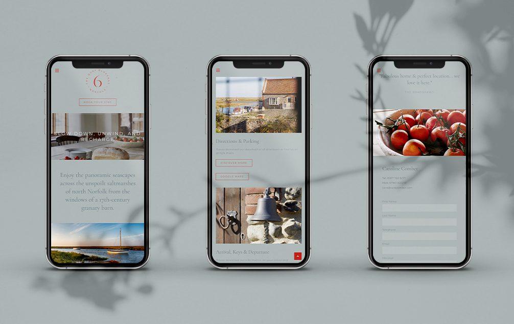 mobile ready websites